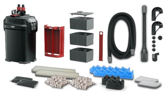 Components Of Canister Filter