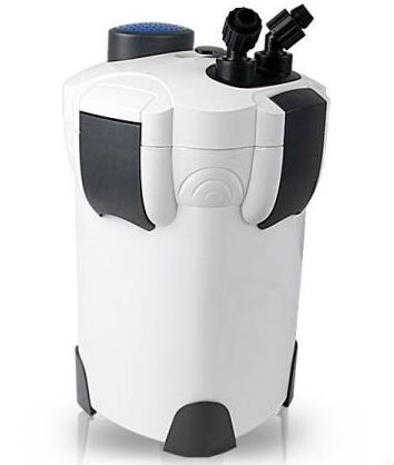 How To Set Up A Canister Filter Media