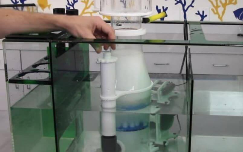Protein Skimmer Installation Steps