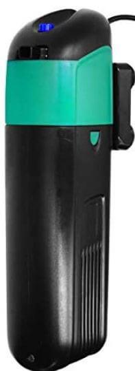 3) YADICO Aquarium Green Water Killer Filter Pump 9W 200GPH
