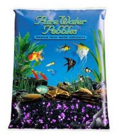 6) Pure Water Pebbles Aquarium Gravel