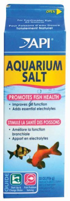 8) API Aquarium Salt