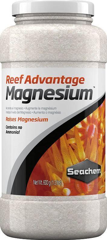 9) Seachem Reef Advantage Magnesium