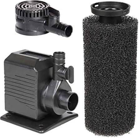 4) Beckett Corporation Filter Pump