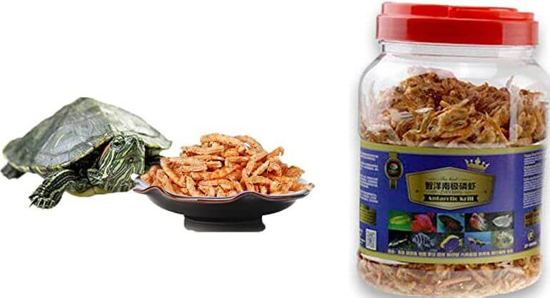 10) JackSuper Aquatic Turtle Food