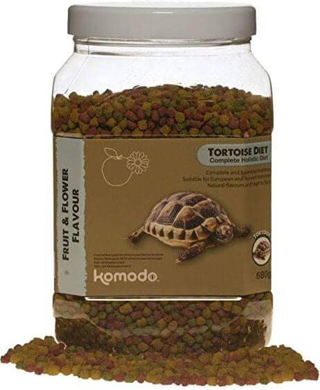9) Tortoise Diet Fruit & Flower